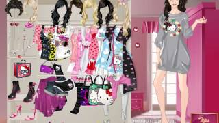 Juego: Pretty Kitty Dress Up