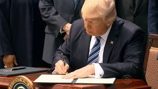 Trump's religious liberty executive order doesn't match his rhetoric