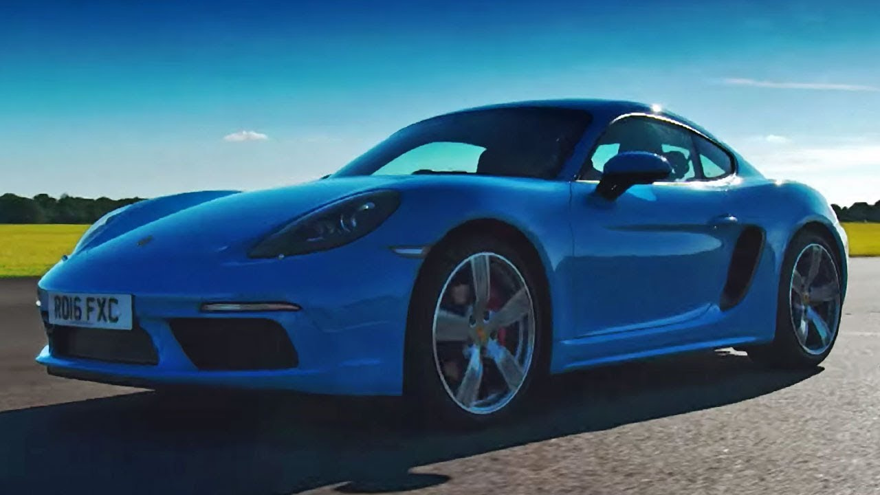 porsche 718 cayman s top gear series 24 bbc youtube. Black Bedroom Furniture Sets. Home Design Ideas