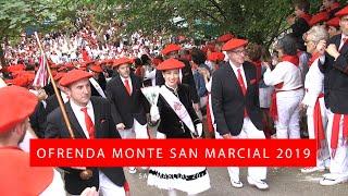 Alarde en el monte San Marcial 2019   Txingudi Online
