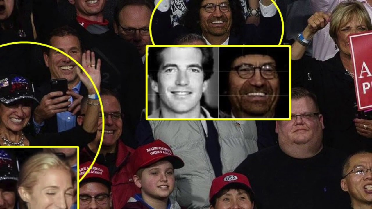 7 things that prove JFK Jr is still alive