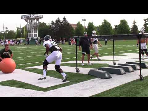 Inside MSU Football With Our Last Highlights For The Pre-season.