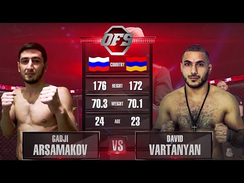 OFS-12 Gadji Arsamakov vs David Vartanyan