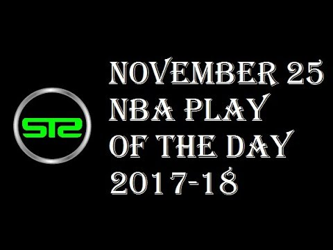 November 25, 2017 - NBA Pick of The Day - Today NBA Picks Against The Spread ATS Tonight - 11/25/17