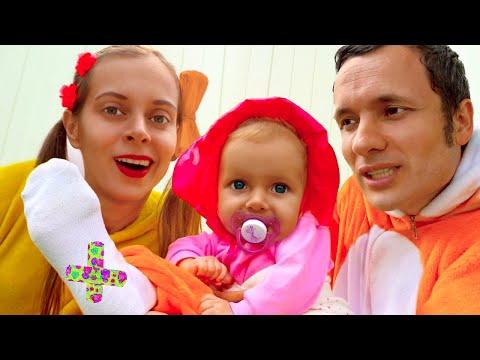 Смотреть The Boo Boo Song #2 | Nursery Rhymes & Kids Songs онлайн