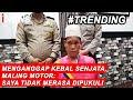 Maling Motor Kebal Senjata Hebohkan Warga Palembang - iNews Sore 02/07