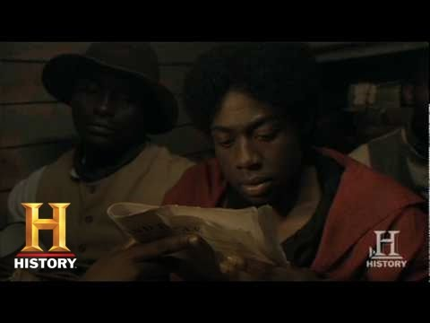 America the Story of Us: Frederick Douglass | History