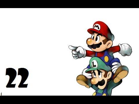 Mario & Luigi Superstar Saga: (Wii U) [Part 22] - Seabed Castle Side