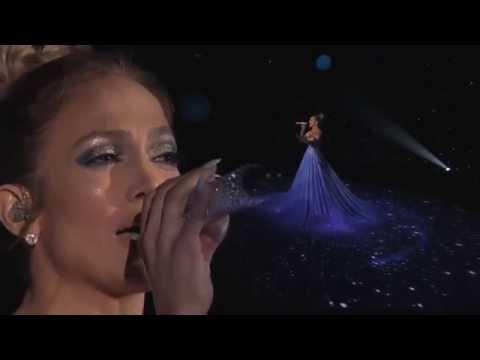 Wow The Light! Jennifer Lopez's Dress Feel The Light @American Idol