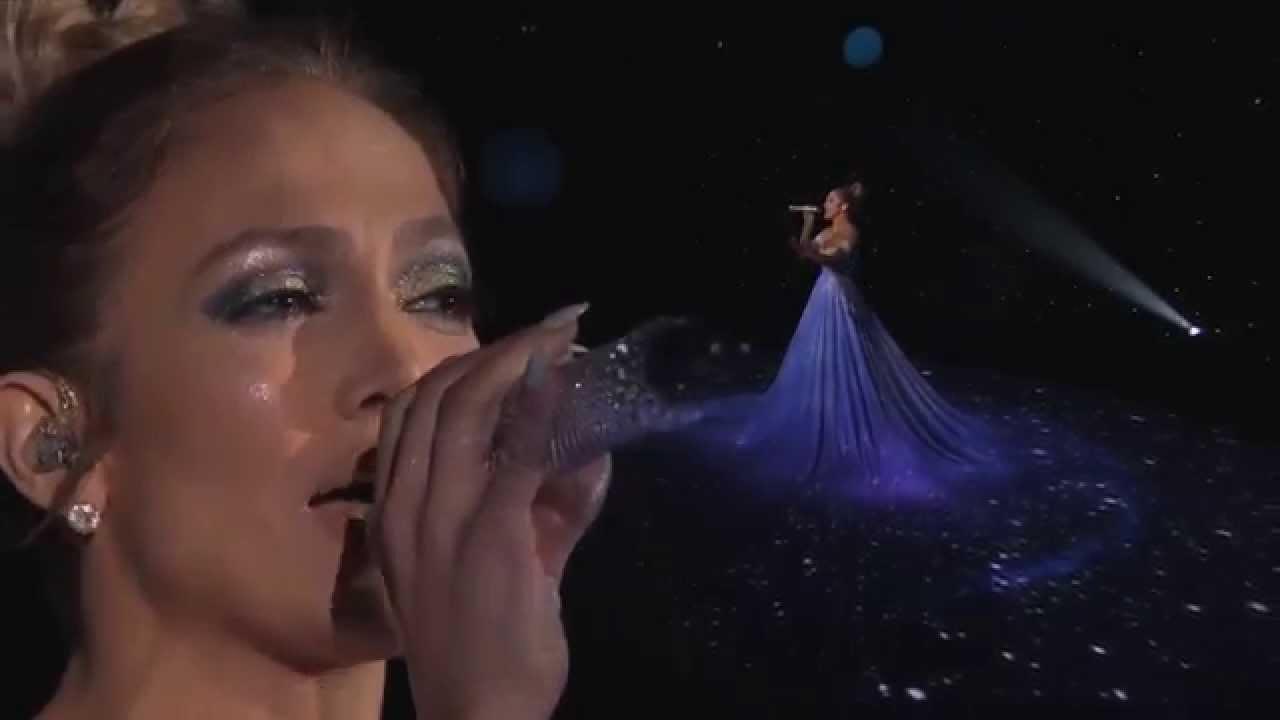 Download Wow The Light! Jennifer Lopez's Dress Feel The Light @American Idol