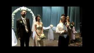 Свадьба Александра и Екатерины Наумовых