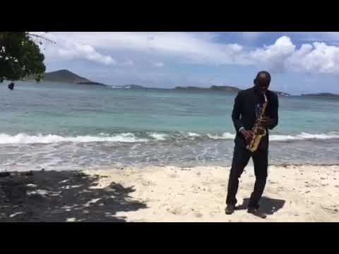 Din Omar  Danza Kuduro Latin music on sax