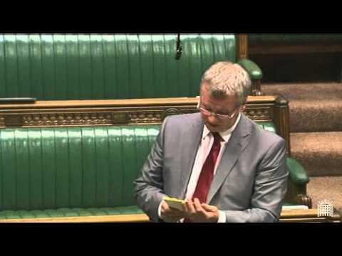 My Adjournment Debate with Treasury Minister, David Gauke, about HMRC Nursery Closures