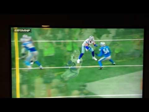 Dez Bryant Touchdown Pass to Jason Witten ( NFL Trick Plays )