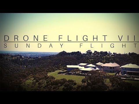 Drone Flight VII | Sunday Flight | Adelaide | 4K