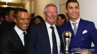 RONALDO  FIFA BEST PLAYER In 2017 .