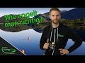 Wie Angelt Man Richtig? - Brems-Einstellung, Anhieb, Drill Und Landung | Fishing-King.de