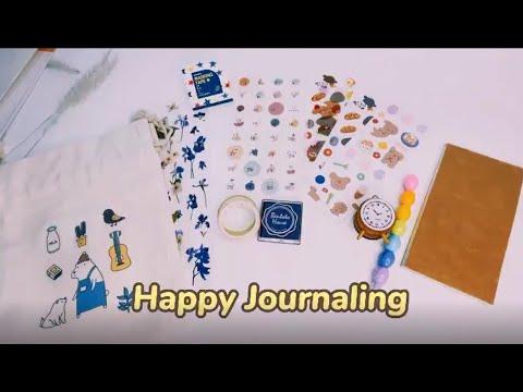 【开箱 Unboxing Video】Pick Me Journal Kit June 2021 | 选我手帐福袋•六月版 | Curious what we have in the kit?! :D