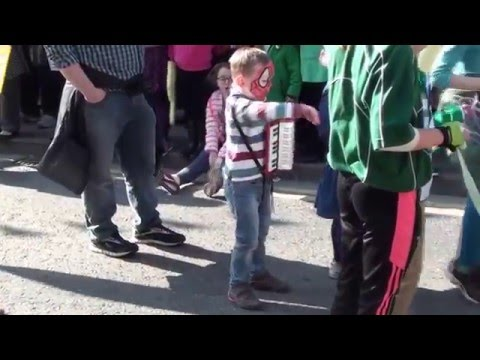 Kids at St  Patrick