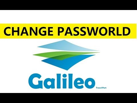 what is the current galileo password