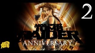 видео Lara Croft Tomb Raider Anniversary-серия 3 [Гробница.]