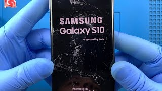 Samsung Galaxy S10 Screen Replacement | SM-G975