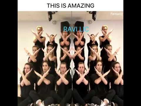 Hand Dance Trending Video