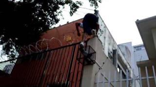 Ladrão foi pego roubando um escritório em Belo Horizonte!