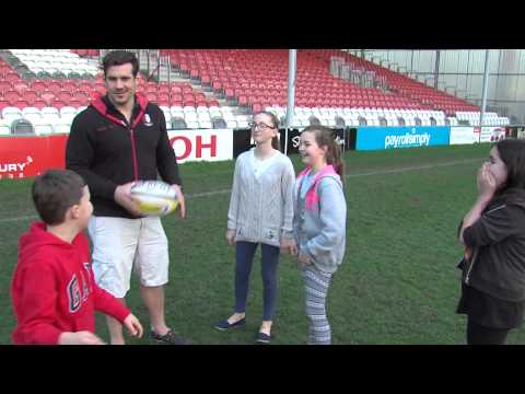 Aviva Community Fund   Dan Murphy Supports Gloucestershire Young Carers