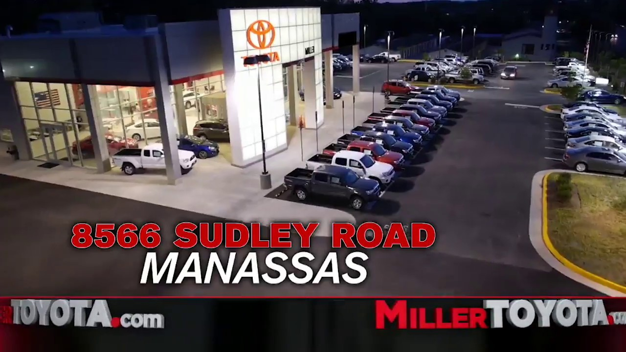 Summer SAVINGS At Miller Toyota In Virginia