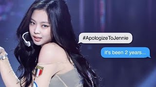 Do We Owe Jennie an Apology?