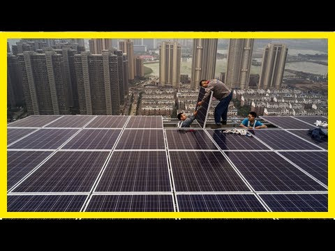 Asia's Energy Revolution Could Kill Trump's Coal-Powered Dreams