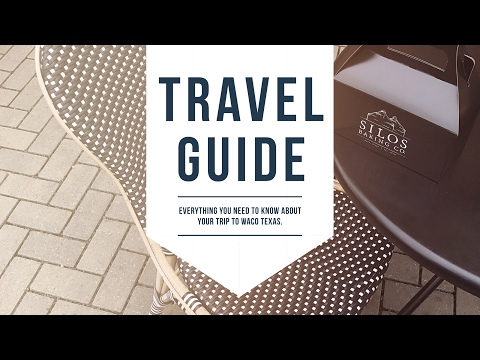WACO TRAVEL GUIDE | TOUR MAGNOLIA MARKET