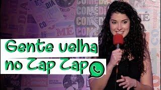 Baixar MEU PAI NO WHATSAPP - Stand Up   Giovana Fagundes