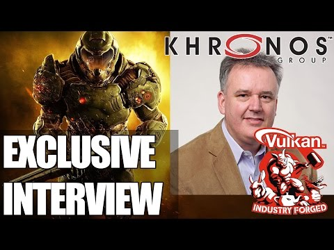 Exclusive Interview With Khronos Group | Neil Trevett On Vulkan, Graphics & Technology