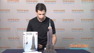3D Puzzle Empire State Building from Ravensburger