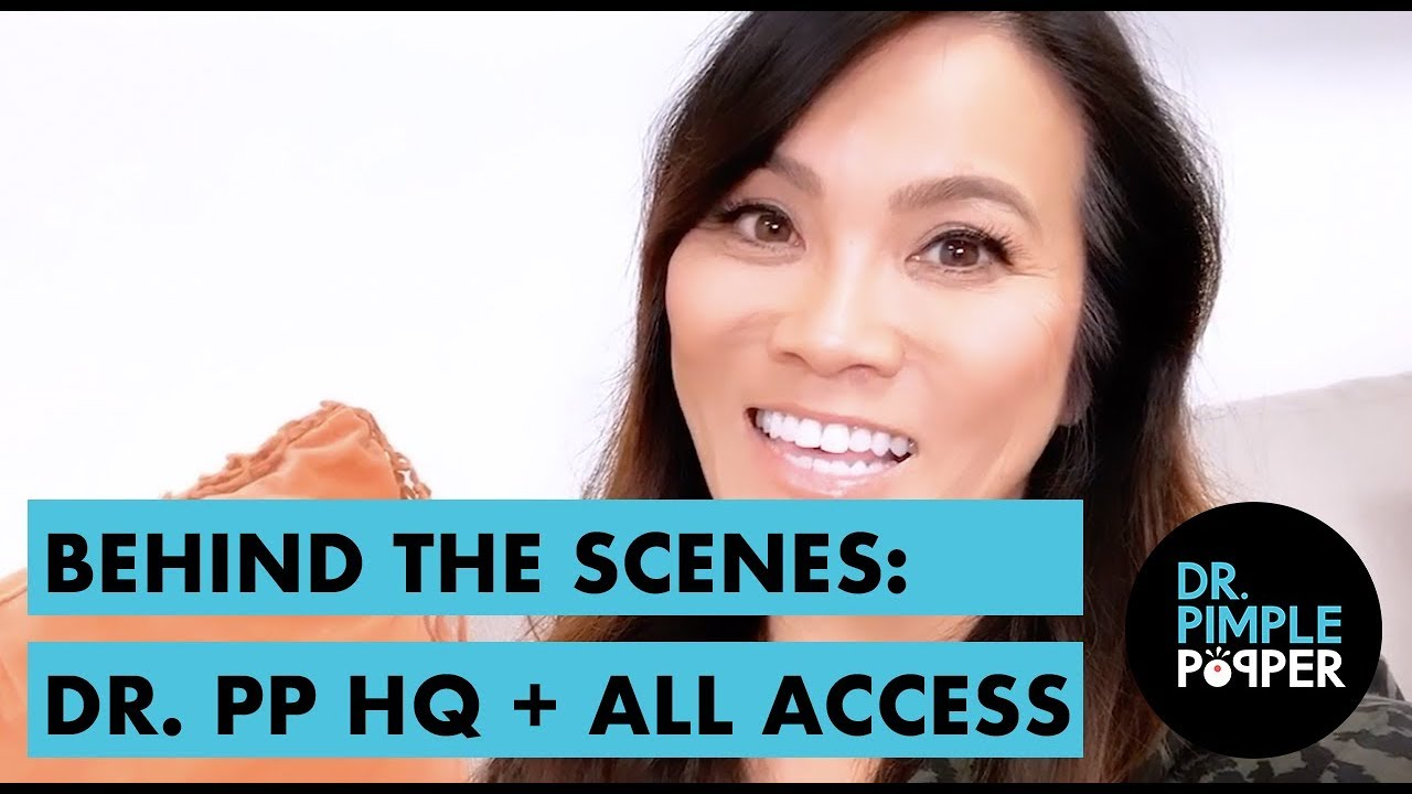 Behind The Scenes Dr Pp Headquarters All Access Announcement