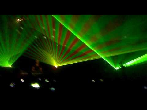 Dj Tiesto Sydney Sat Jan 30 2010 Lasers.mp4