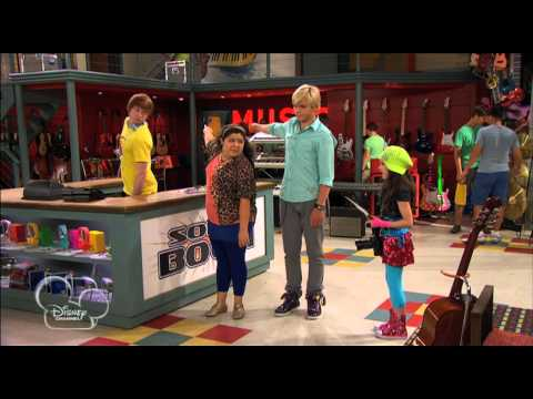 Austin & Ally - Magazines And Made-up Stuff