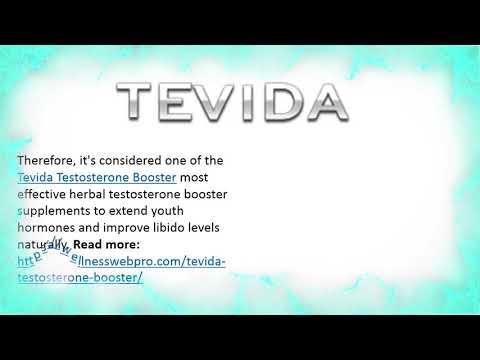 Tevida Male Enhancement Formula Reviews & Pill Price In Canada