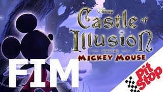 Mickey Castle Of Illusion - Salvando a Minnie FINAL (Disney - English)