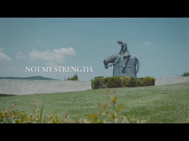 All Sons & Daughters - I Surrender (Lyric Video)