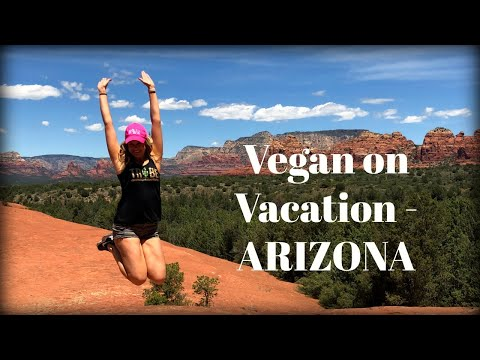 What I ate in Arizona: Vegan on Vacation