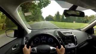 2014 Ford Escape - WR TV POV Test Drive