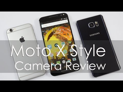 Moto X Style Camera Review & Comparison with Note 5 & iPhone 6s
