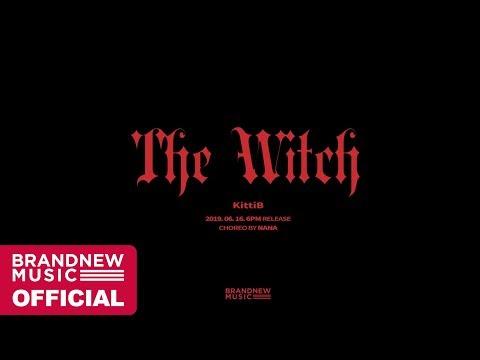키디비 (KittiB) '마녀 (Witch)' PERFORMANCE VIDEO