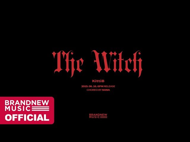 키디비 (KittiB) '마녀 (Witch)' PERFORMANCE VIDEO