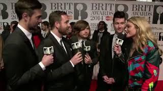 bastille brits 2014 interview