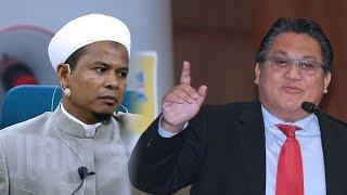 Nur Jazlan to Zamihan: Keep your mouth shut