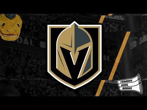 Vegas Golden Knights 2018 Goal Horn (UPDATED)